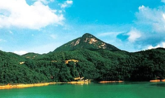北峰山森林公园,益阳旅游风景区